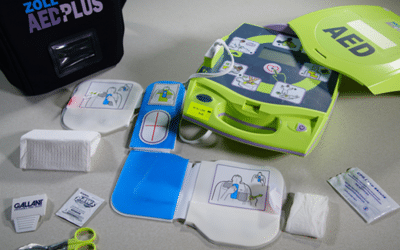 Automated External Defibrillators (AED)